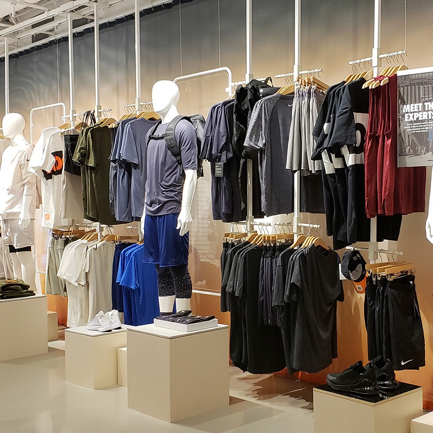 Nike retail store