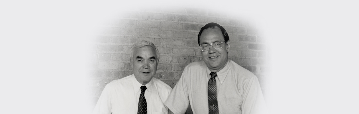 Founders Norman H. McMillan and Sidney N. Doolittle