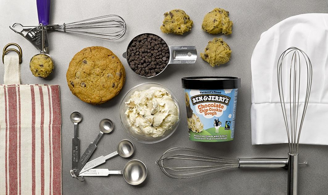 Ben & Jerry's Chocolate Chip Cookie Dough Ice Cream