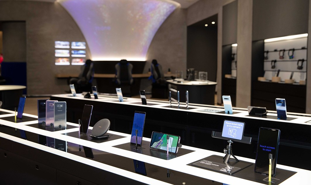 Samsung Experience Store Houston
