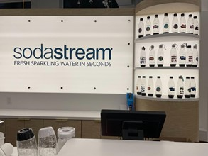 Soda Stream Bubble Bat at Bed Bath & Beyond
